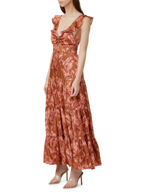 Significant Other Soller Tiered Ruffle Dress | SaksFifthAvenue