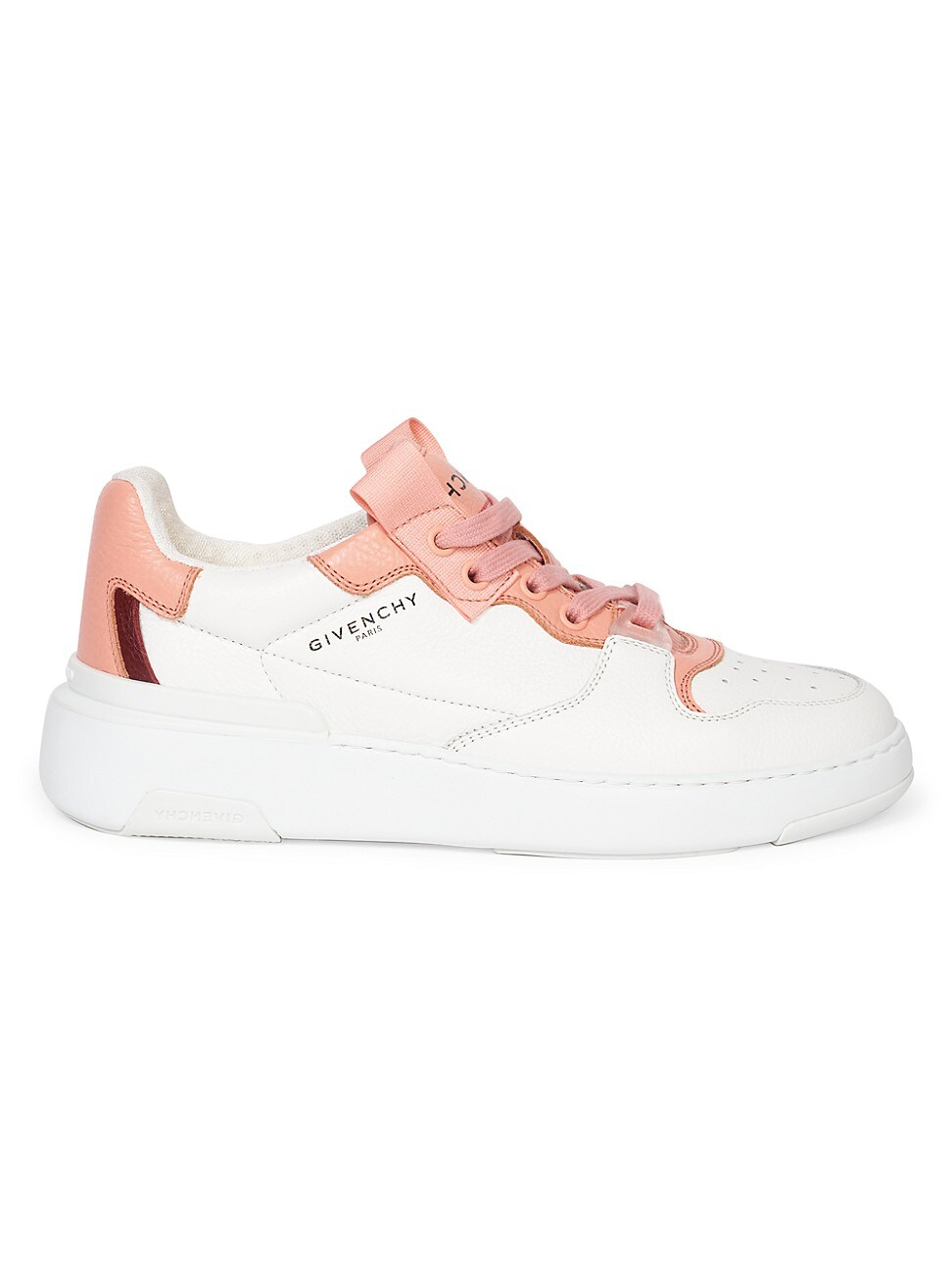 Givenchy WOMEN'S WOMEN'S SPECTRE TWO-TONE LEATHER SNEAKERS
