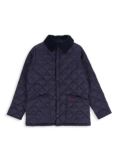 Little Boy's & Boy's Liddesdale Quilted Jacket