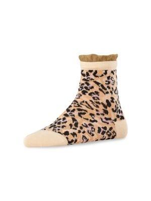 Falke Cottons Wild Beauty Short Socks