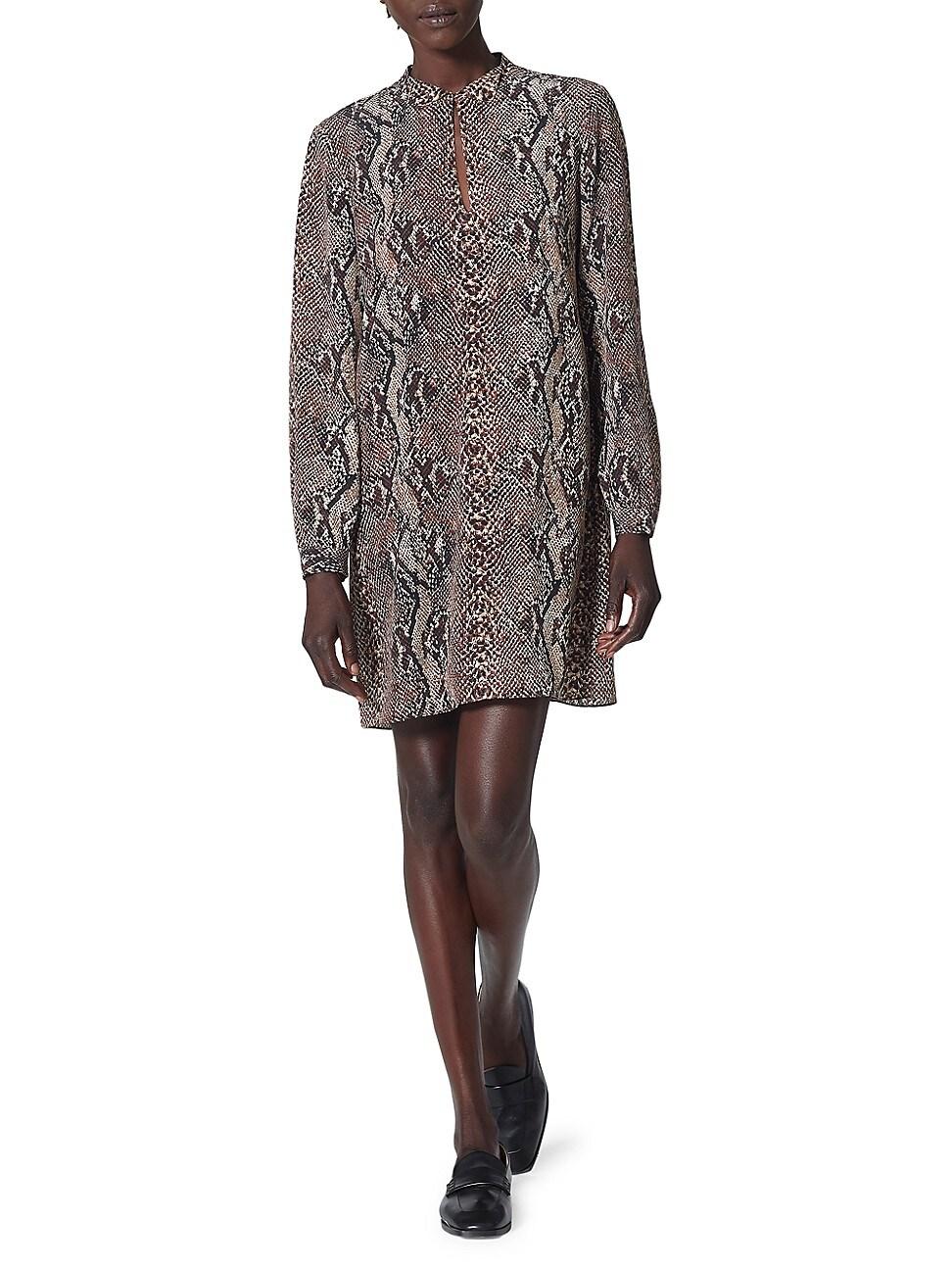 Joie WOMEN'S BRIONA SILK SHIFT DRESS