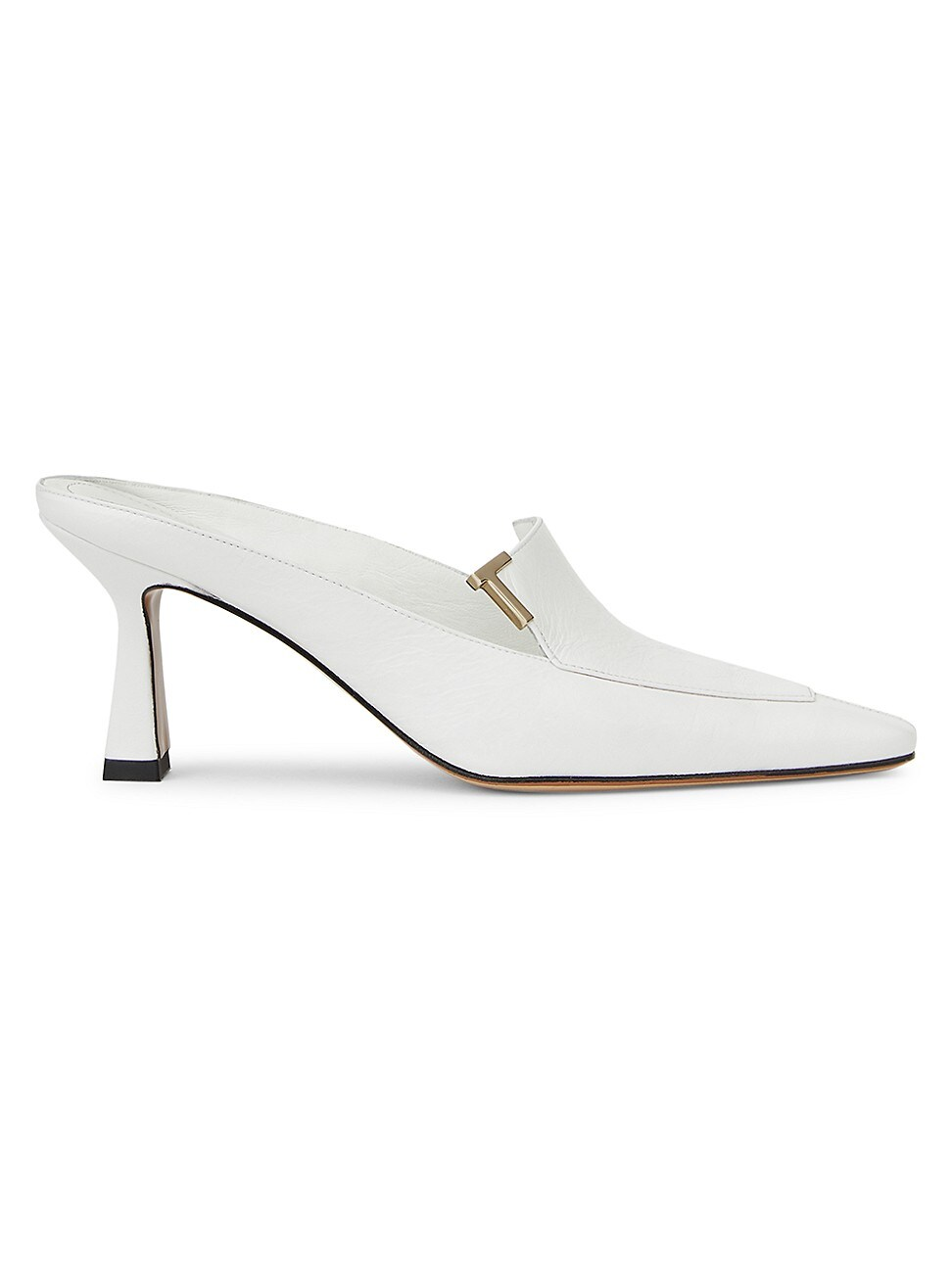 Lafayette 148 WOMEN'S CIARA LEATHER LOAFER MULES