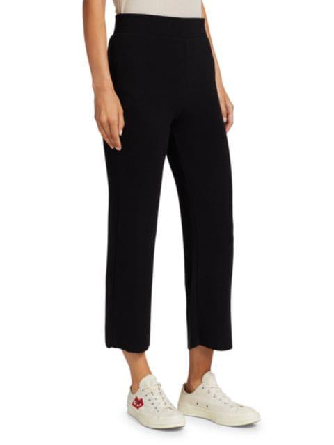 NSF Steff Wide-Leg Pull-On Cropped Pants | SaksFifthAvenue