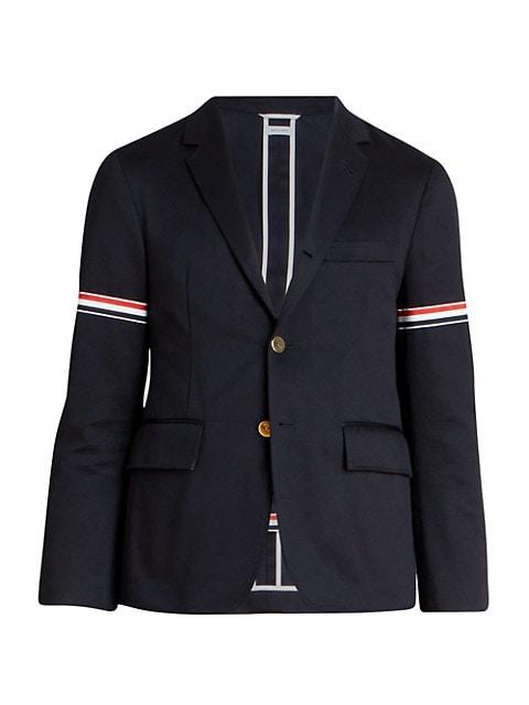 Unconstructed Sports Coat
