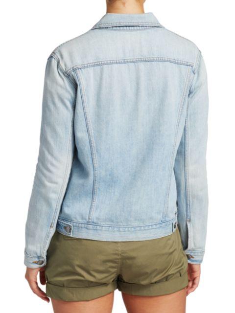 Frame Heritage Original Denim Jacket   SaksFifthAvenue