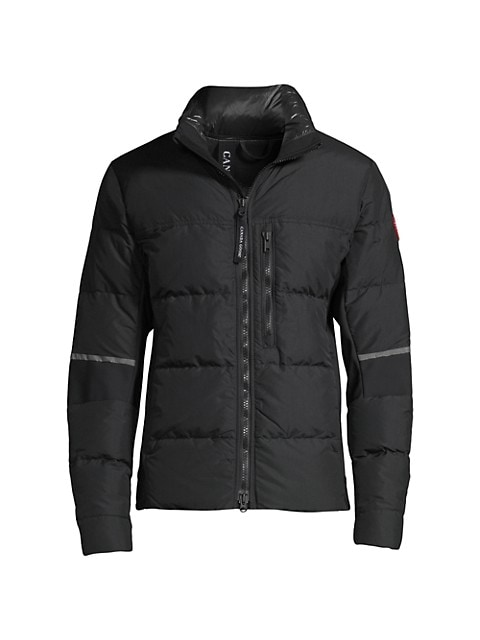 HyBridge Water-Repellant Down Jacket