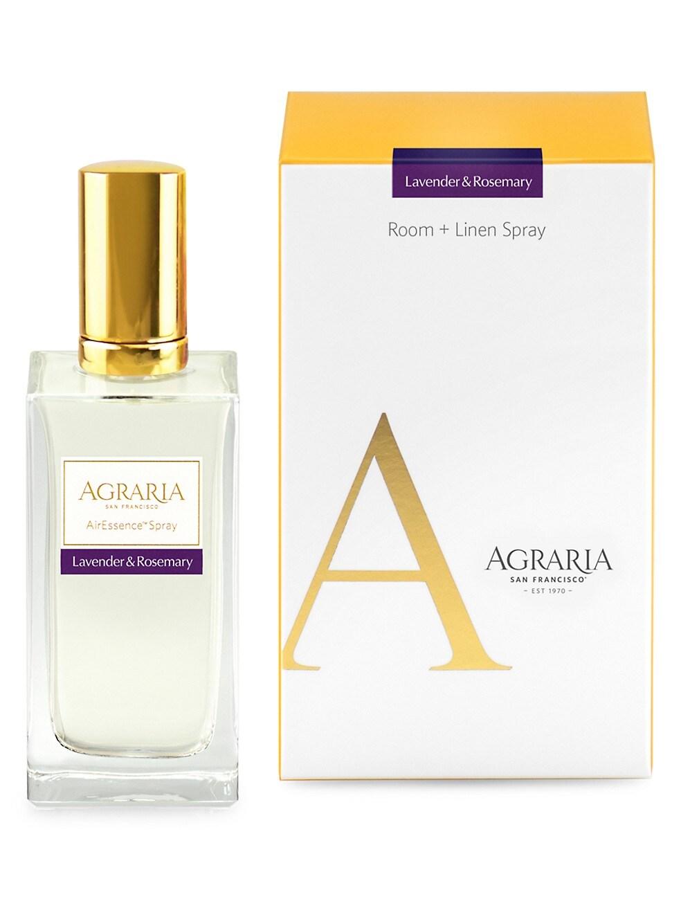 Agraria Lavender & Rosemary Room & Linen Spray