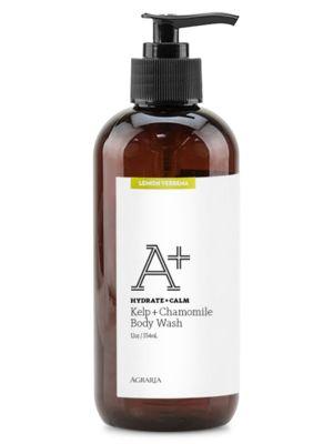 Agraria Lemon Verbena Kelp A+ Chamomile Body Wash