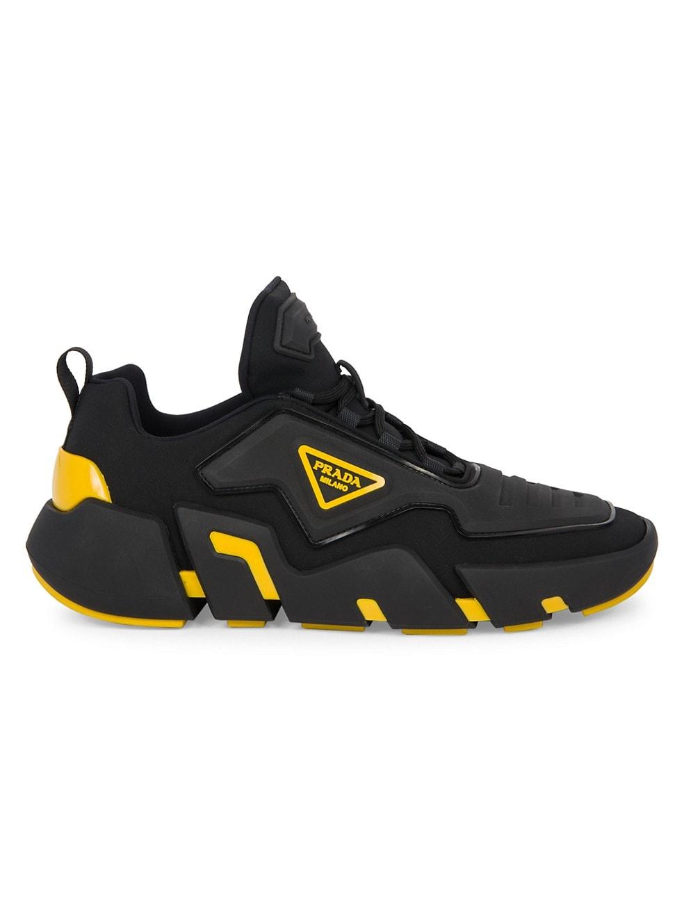 Prada The Techno Stretch Sneakers