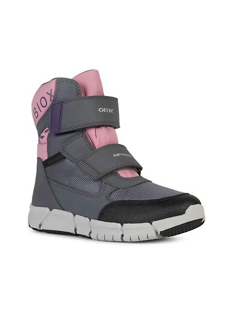 Little Girl's & Girl's Flexy Per Boots