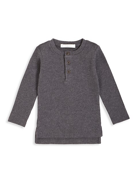 Baby Boys Empire State Of Mind Henley Top