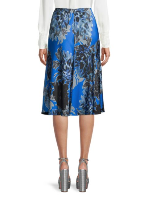Kobi Halperin Elena Printed Skirt | SaksFifthAvenue