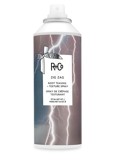 Zig Zag Root Teasing Texture Spray