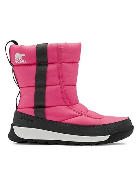 Little Girl's & Girl's Whitney Puffy Boots