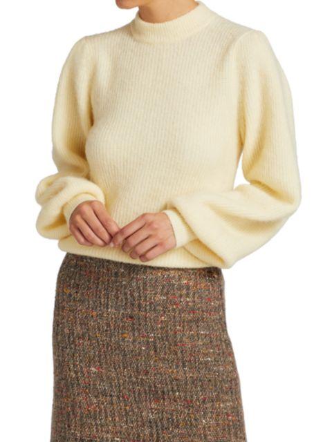 Ganni Soft Wool Pullover | SaksFifthAvenue