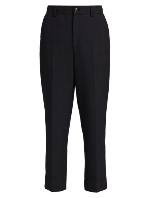 Ganni Suit Pants | SaksFifthAvenue
