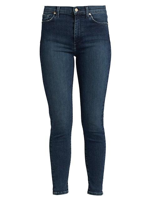 Aubrey High-Rise Skinny Jeans