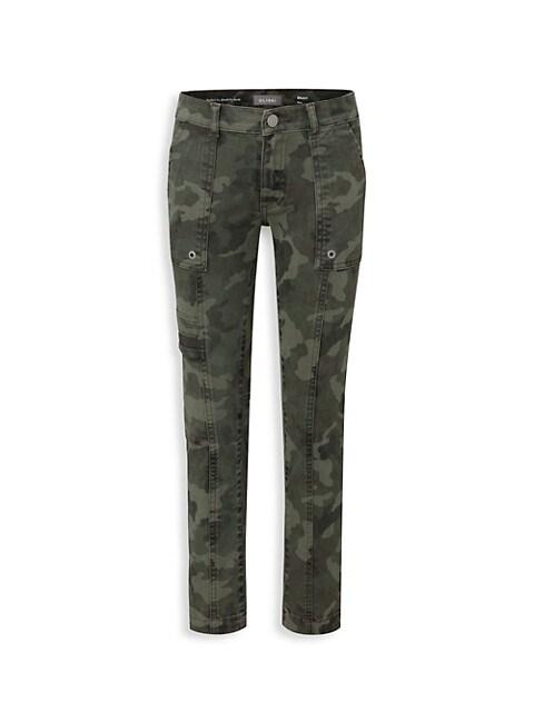 DL1961 Premium Denim Little Boys & Boys Brady Slim Camo Jeans
