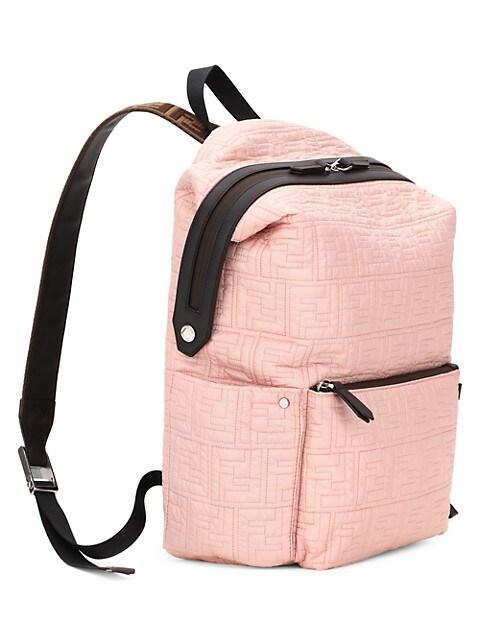 Allover Logo Backpack