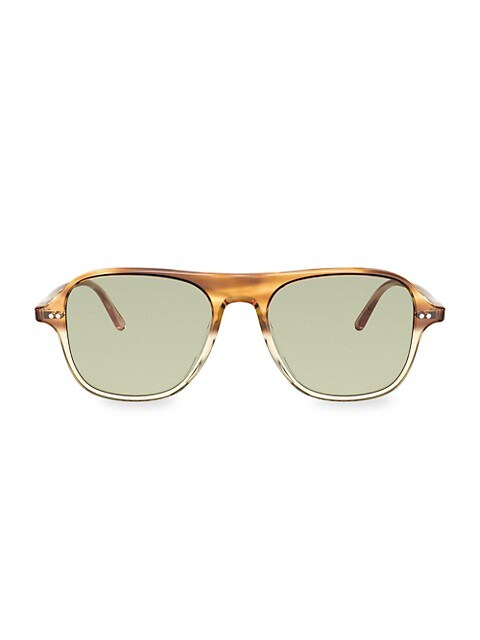 Nilos 53MM Square Sunglasses