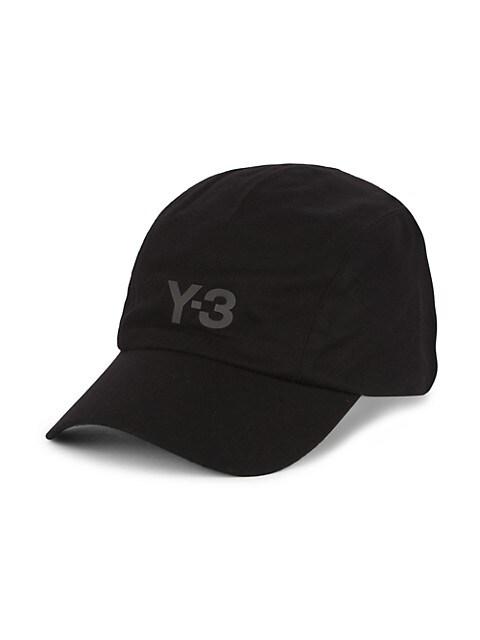Y-3 CH1 Wool Basebal Cap