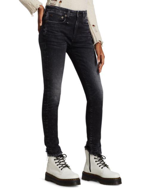 R13 Alison Skinny Jeans   SaksFifthAvenue