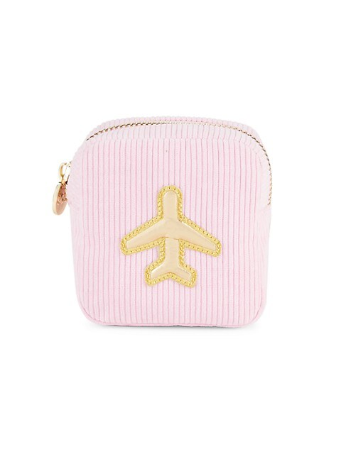 Mini Pouch With Airplane Pouch