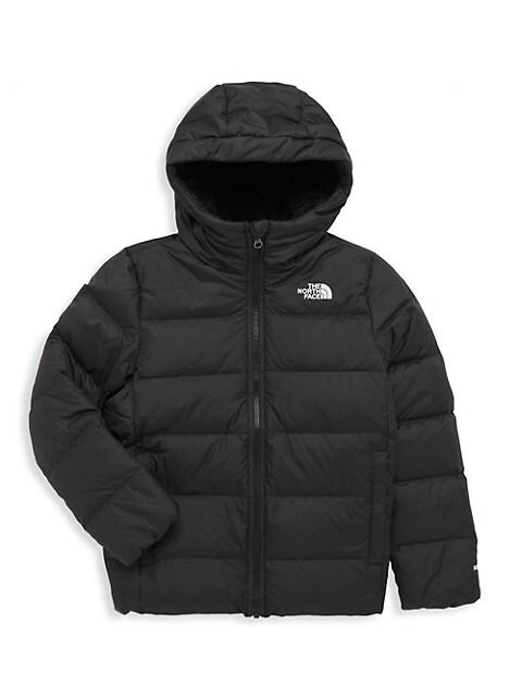 The North Face Little Boys & Boys Moondoggy 2.0 Down Hooded Jacket