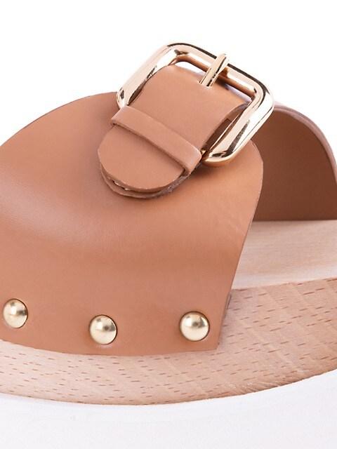 Stella Mccartney Elyse Platform Wedge Sandals Saksfifthavenue