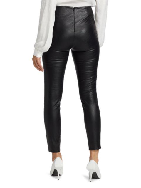 Paige Jeans Kiana Faux Leather Leggings   SaksFifthAvenue
