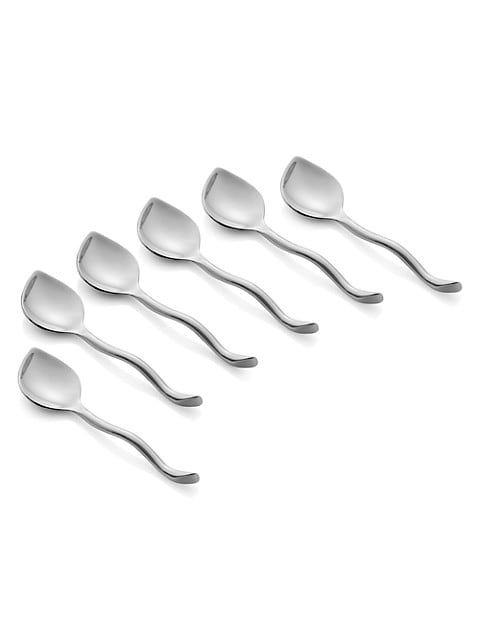 Flights Of Fancy Demitasse 6-Piece Spoon Set