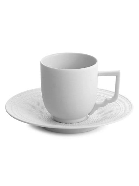 Palace 2-Piece Cup & Saucer Set