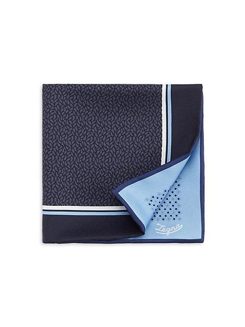Double Silk Pocket Square