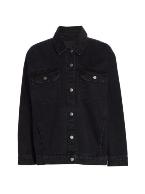 Ksubi Wreck Less Relaxo Burnout Jacket | SaksFifthAvenue