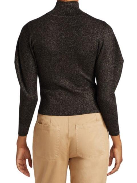 A.L.C. Samuel Puff-Sleeve Sweater | SaksFifthAvenue