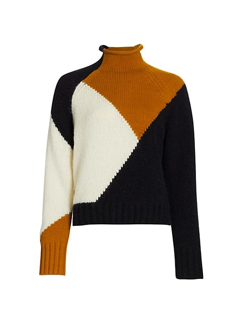 Claremont Colorblocked Sweater