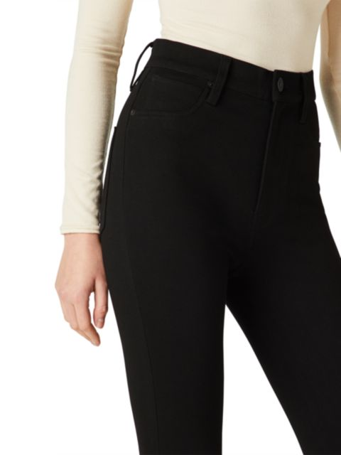 Hudson Centerfold High-Rise Skinny Jeans   SaksFifthAvenue