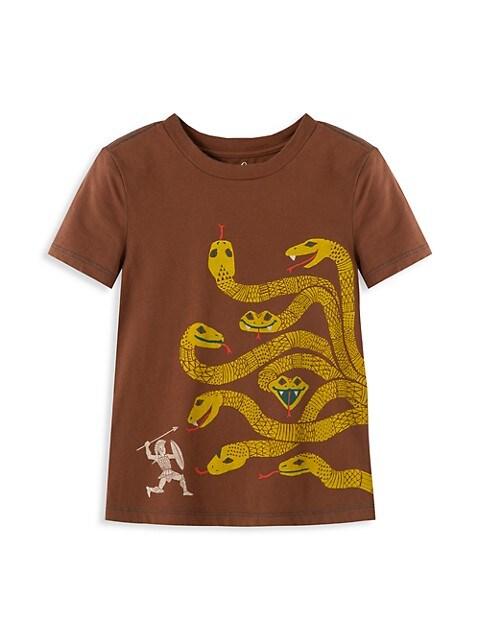 Little Boy's & Boy's Sebastian Hydra Cotton T-Shirt