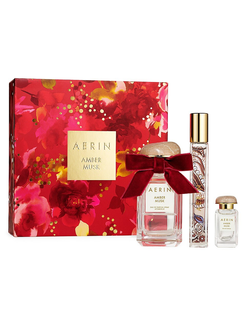 Aerin AMBER MUSK 3-PIECE HOLIDAY GIFT SET