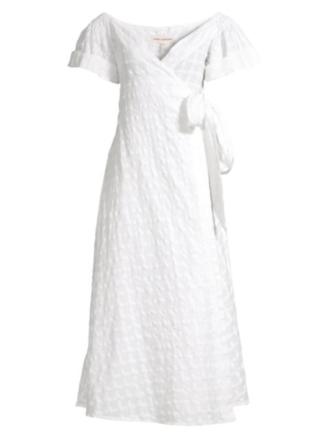 Mara Hoffman Adelina Wrap Dress | SaksFifthAvenue