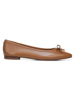 Sam Edelman Slippers Jillie Leather Ballet Flats
