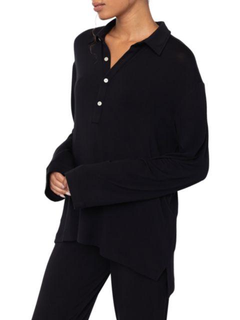 Leset Nora Night 2-Piece Jersey Top & Pants Set   SaksFifthAvenue