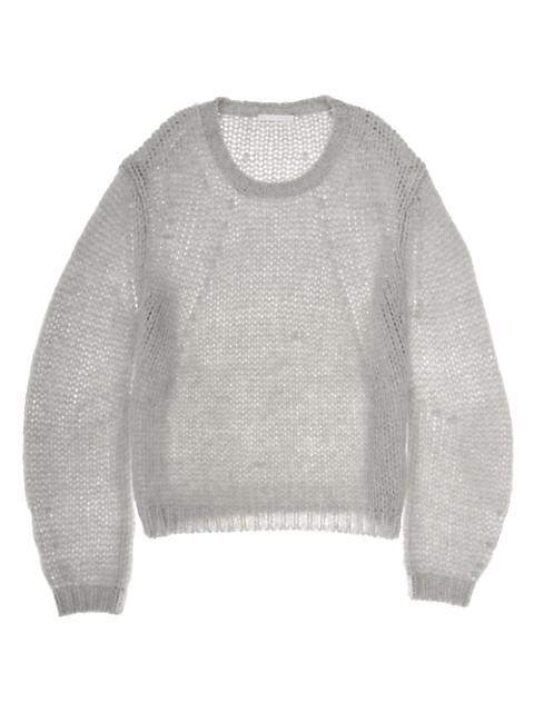 Oversized Roundneck Sweater