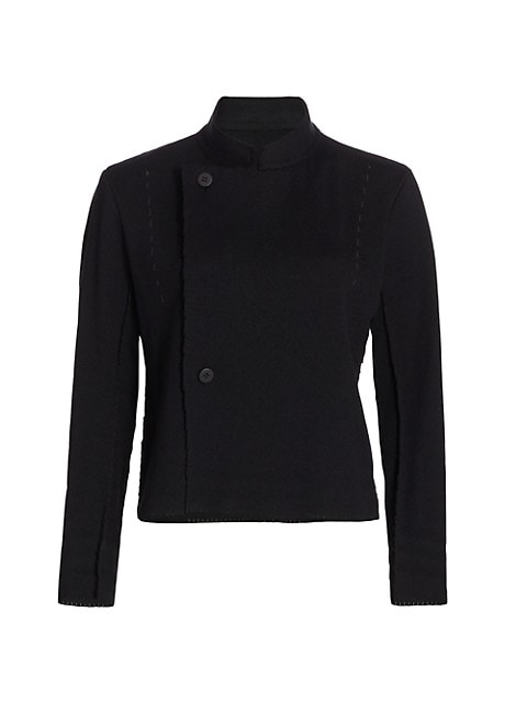 Le Pain Short Knit Jacket