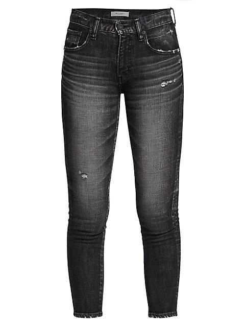 Prichard Mid-Rise Skinny Jeans
