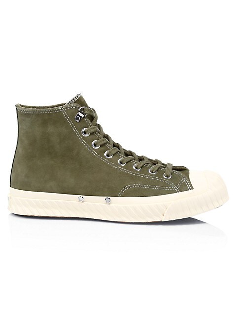 Military Chuck Taylor Suede High-Top Sneakers