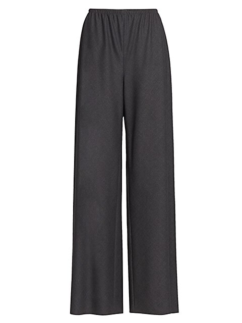 Gala Wool Pull-On Pants