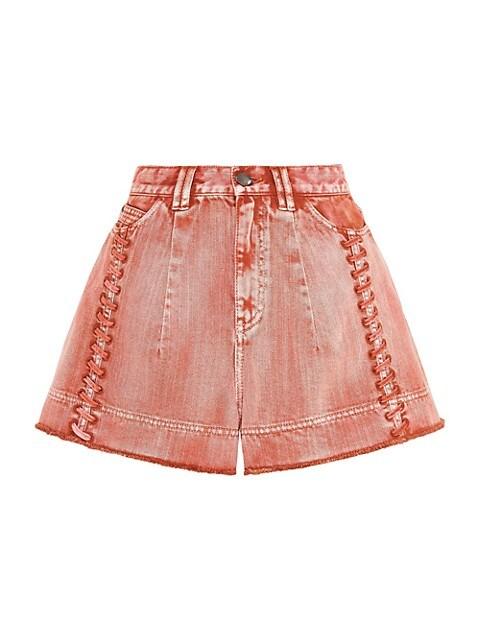 Framework Denim Shorts