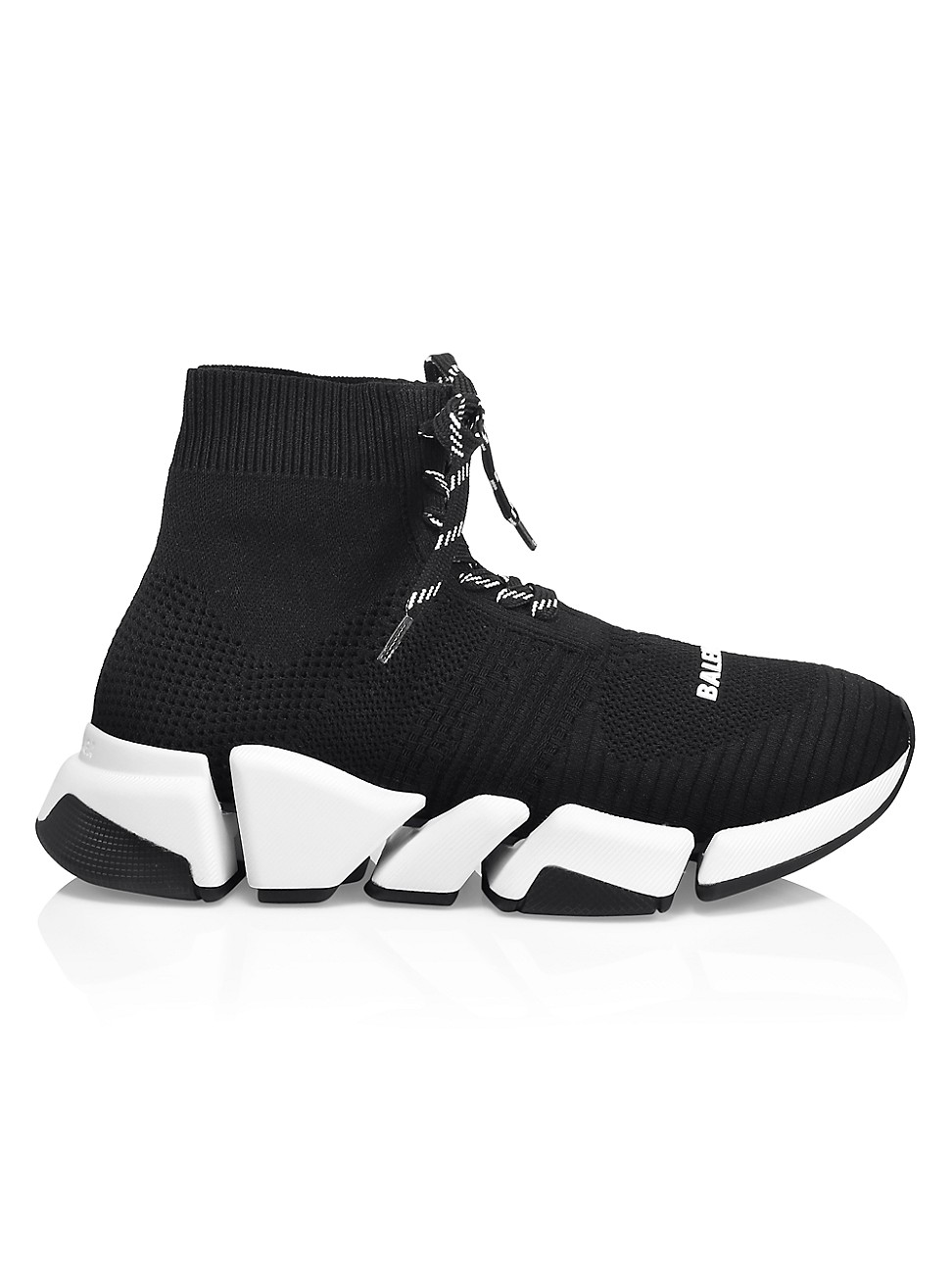 BALENCIAGA WOMEN'S SPEED 2.0 LACE-UP SNEAKERS