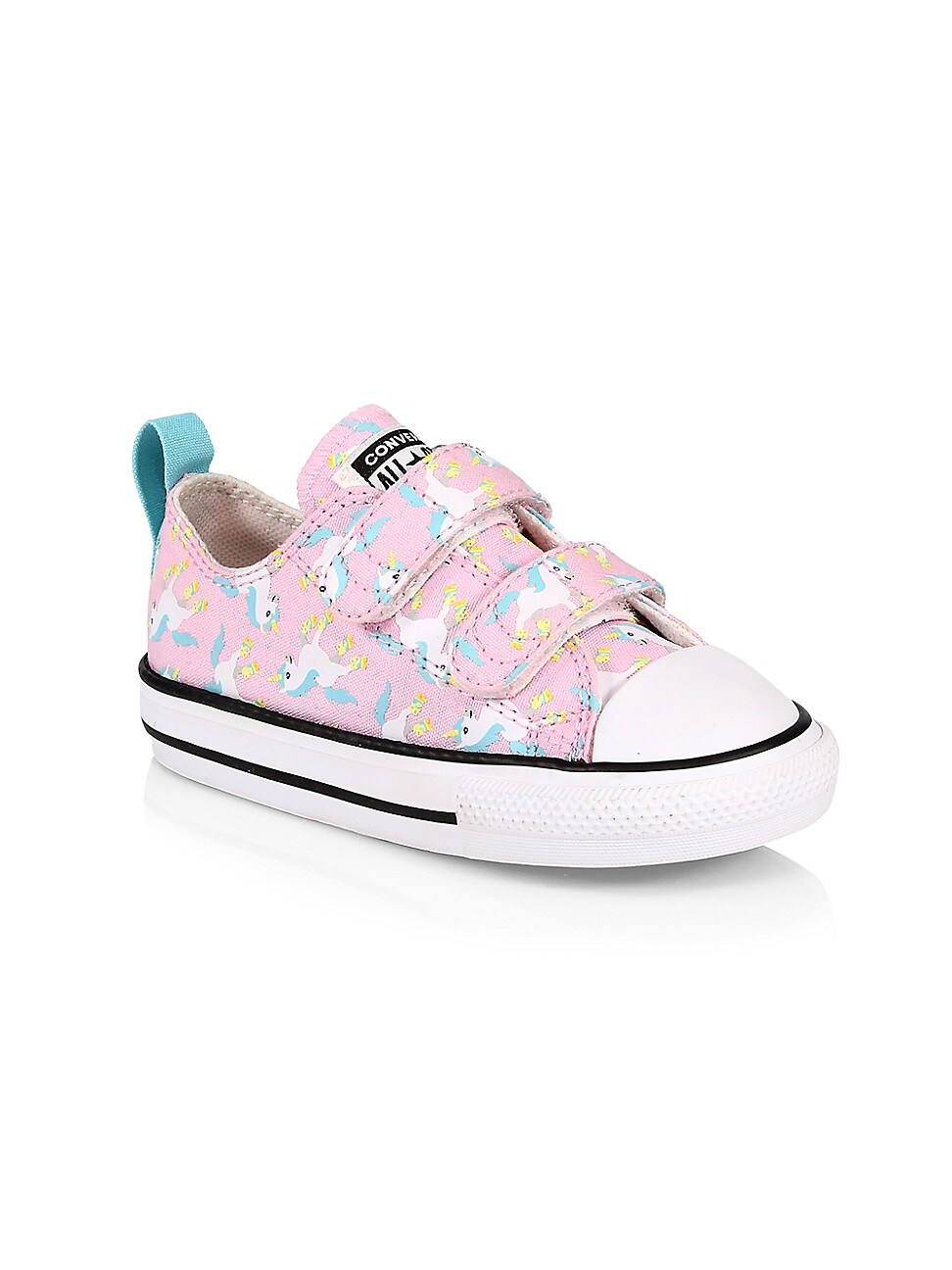 CONVERSE BABY'S & LITTLE GIRL'S PRINTED CHUCK TAYLOR ALL STAR SNEAKERS